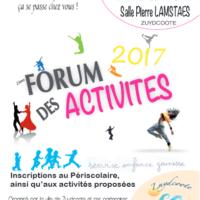 Mini Forum des Associations