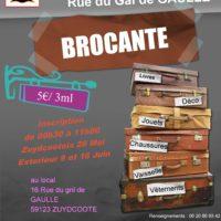 """Brocante """"Fête du Village"""""""