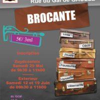 BROCANTE DES JUDCOOT'LUSSEN