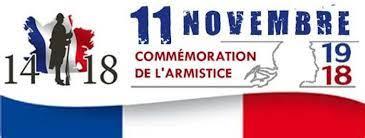Commémoration Armistice 1918